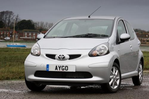 toyota aygo platinum 2007 hd pictures automobilesreview. Black Bedroom Furniture Sets. Home Design Ideas