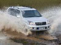 2007 Toyota Land Cruiser Invincible