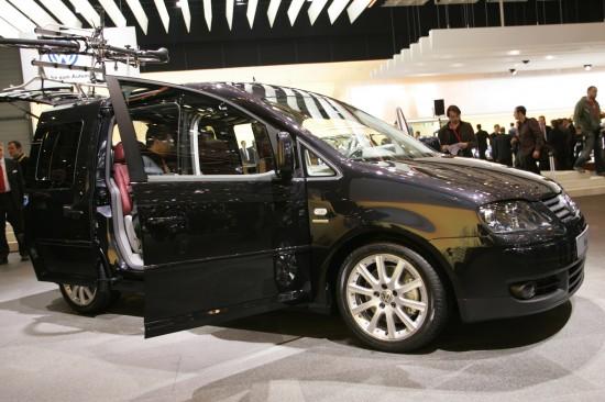 Volkswagen Caddy Life Edition concept