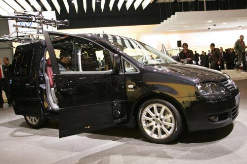 Volkswagen Caddy Life Edition concept (2007) - picture 1 of 7