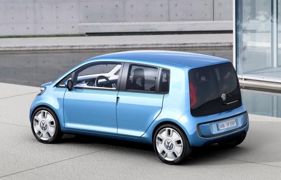 Volkswagen space up Concept