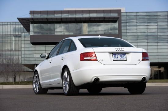 Audi A6 Sline