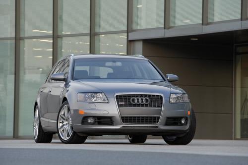 Audi A6 Avant SLine 2008 года