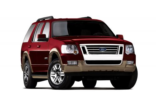 Ford Explorer Хвалят За Доступность