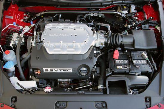 Honda Accord EX L V6