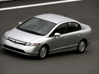 2008 Honda Civic Hybrid, 8 of 15