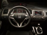 2008 Honda Civic Si Sedan Interior