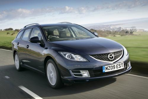 Mazda6 Wagon награжден - лучший универсал
