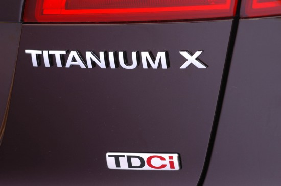 Mondeo 2.2 TDCi Titanium X 5dr