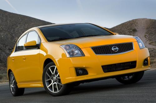 Nissan Объявляет Sentra 2009 Ценообразования