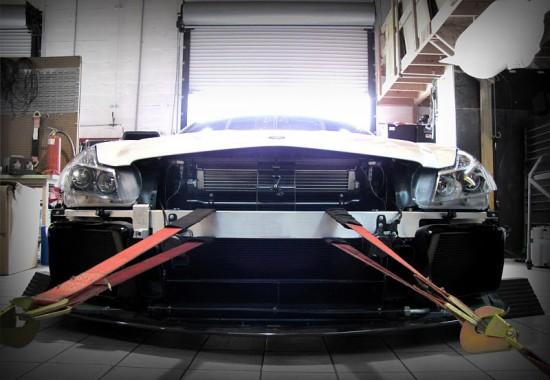Renntech Mercedes-Benz SL65 AMG V12 Biturbo Black Series