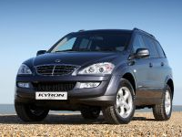 2008 SsangYong Kyron, 5 of 5
