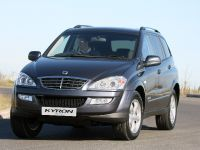 2008 SsangYong Kyron, 4 of 5
