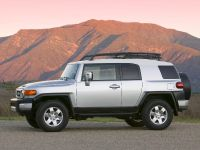 2008 Toyota FJ Cruiser, 7 of 12