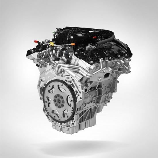 3.0L V6 SIDI Engine
