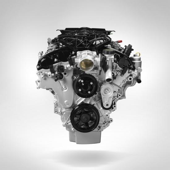 3 0 L Engine: 2009 3.0L V6 SIDI Engine