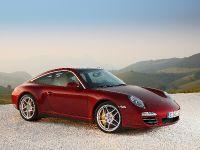 thumbnail image of 2009 Porsche 911 Targa 4 and Targa 4S