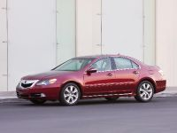 2009 Acura RL, 8 of 12