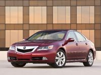 2009 Acura RL, 4 of 12