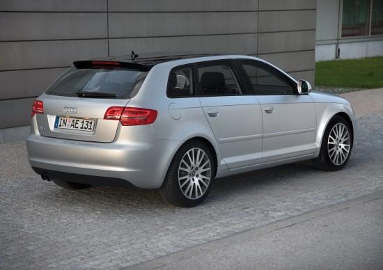 Audi A3 (Euro spec)