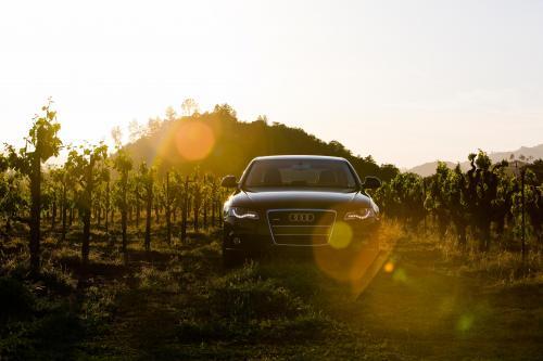Новый Audi A4 Зарабатывает Высоком Федеральном Рейтинге Краш-Тестов