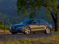 2009 Audi A4 luxury sport sedan, 3 of 4