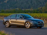 2009 Audi A4 luxury sport sedan, 2 of 4