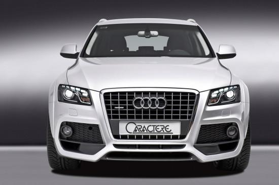 Audi Q5 CARACTERE