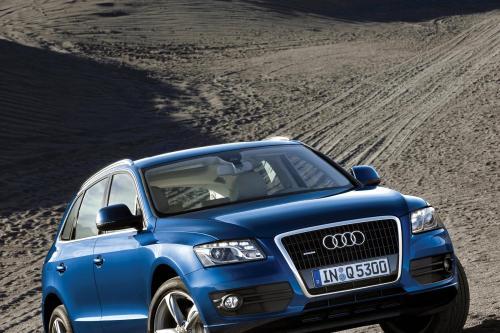 Новый Audi Q5: концентрированный hi-tech для максимальной эффективности
