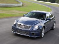 2009 Cadillac CTS-V, 7 of 23