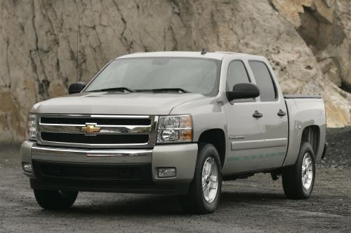 Chevrolet Объявляет Цену На 2009 Год Silverado Hybrid
