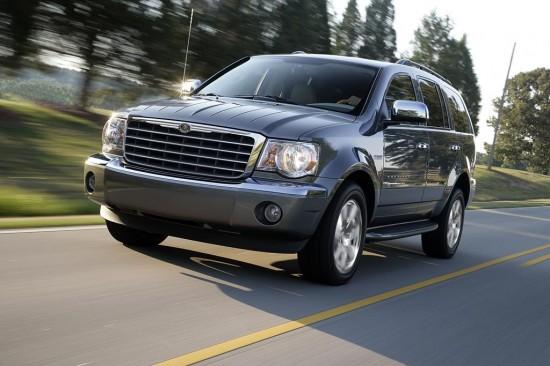 Chrysler Aspen Hemi Hybrid