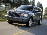 Chrysler Aspen Hemi Hybrid 2009, 2 of 4