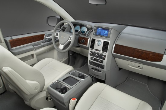 Chrysler Town & Country 25th Anniversary Edition