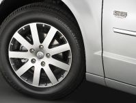 2009 Chrysler Town & Country 25th Anniversary Edition