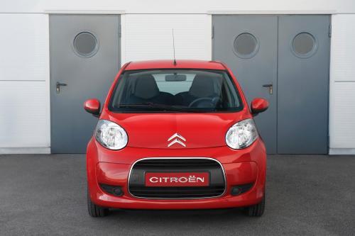 Citroen новый облик C1: свежее новое лицо на 2009 год