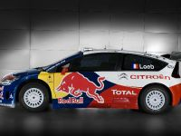 2009 Citroen C4 WRC, 2 of 3