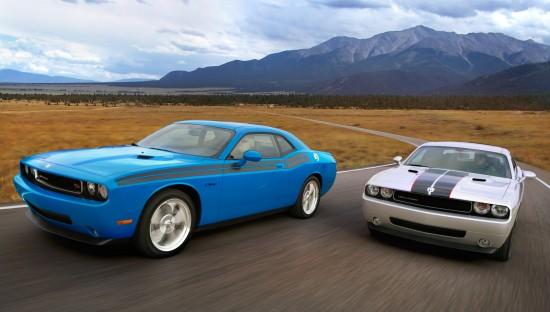 Dodge Challenger SE Rallye
