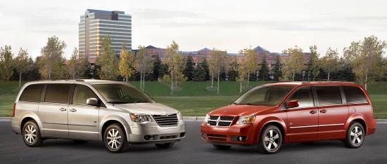 Dodge Grand Caravan 25th Anniversary Edition