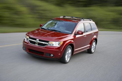 Dodge Journey Предлагает Впечатляющий Остаточной Стоимости