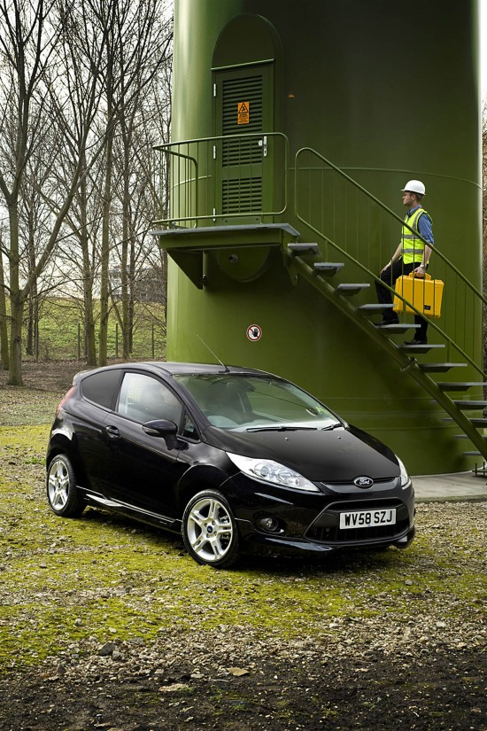 Ford Fiesta SportVan