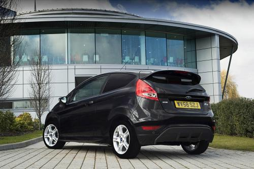 Новый Ford Fiesta SportVan