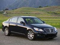 Hyundai Genesis Sedan 2009, 1 of 6