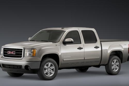 GMC и Pontiac объявить ценообразования за 2009 Sierra Hybrid и G3