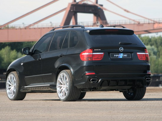 HARTGE BMW X5 E70 aerodynamic kit