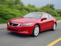 2009 Honda Accord EX-L V-6 With 6-Speed Manual Transmission