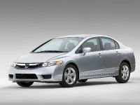 2009 Honda Civic LX-S Sedan, 10 of 10