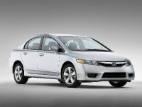 2009 Honda Civic LX-S Sedan, 8 of 10