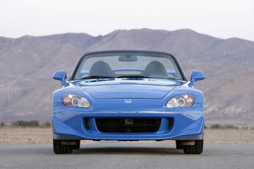 2009 год будет окончательная модель, Год производства для Honda S2000