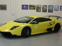 2009 Lamborghini Murcielago LP 670-4 SV, 1 of 2